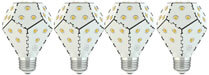 nanoleaf bloom led birne 1200 schwarz 4 stueck