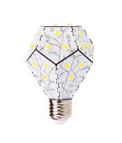 nanoleaf bloom led birne 1200 weiss blume