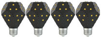 nanoleaf one led birne 1200 schwarz 4 stueck