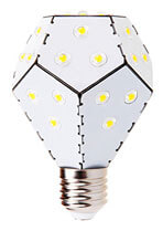 nanoleaf one led birne 1200 weiß